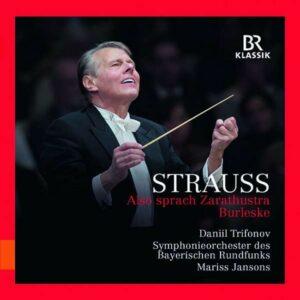 Strauss: Also Sprach Zarathustra, Burleske - Mariss Jansons