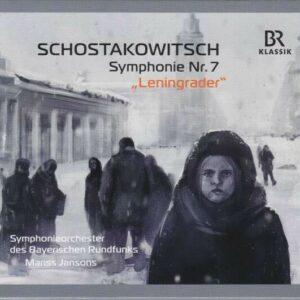Dmitri Shostakovich: Symphony No. 7 'Leningrad' - Mariss Jansons