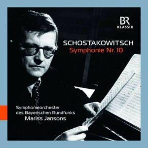 Dmitri Shostakovich: Symphony No. 10 - Mariss Jansons