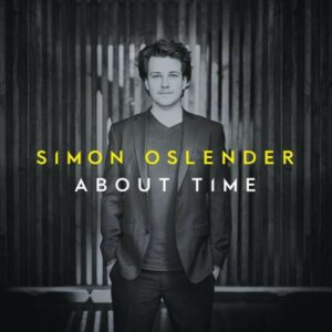 About Time (Vinyl) - Simon Oslender