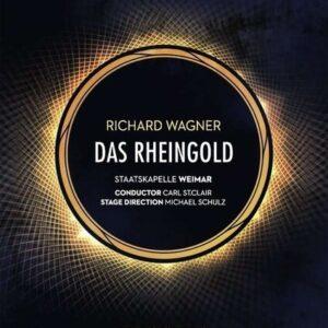 Wagner: Das Rheingold, Weimar 2008 - Staatskapelle Weimar