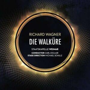 Wagner: Die Walkure, Weimar 2008 - Staatskapelle Weimar