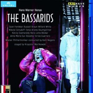 Henze: The Bassarids, Salzburg 2018 - Kent Nagano