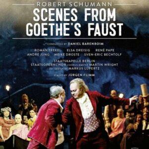 Schumann: Scenes From Goethe's Faust - Daniel Barenboim