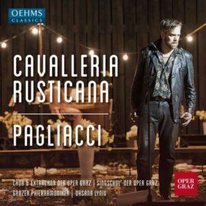 Mascagni: Cavalleria Rusticana / Leoncavallo: Pagliacci - Oxana Lyniv