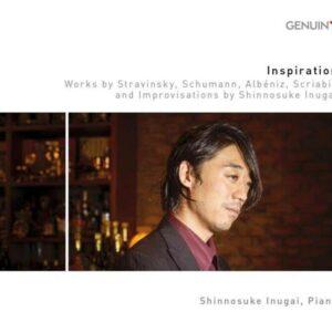 Inspiration - Shinnosuke Inugai