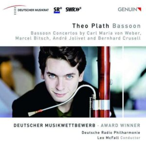 Bassoon Concertos -  Theo Plath