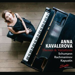 Themes And Variations - Anna Kavalerova