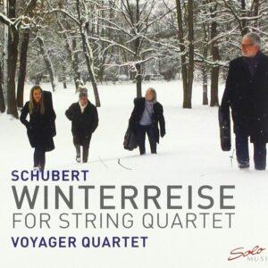 Schubert: Winterreise - Voyager Quartet