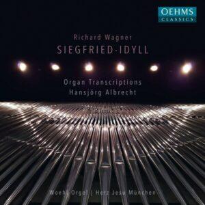 Richard Wagner: Organ Transcriptions - Hansjorg Albrecht