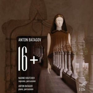 Anton Batagov: 16+ - Nadine Koutcher