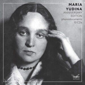 Anniversary Edition - Maria Yudina