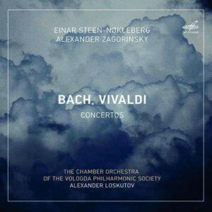 Bach: Keyboard Concertos BWV 1052,1055 & 1056 / Vivaldi: Cello Concertos RV 413 & 422 - Einar Steen-Nökleberg