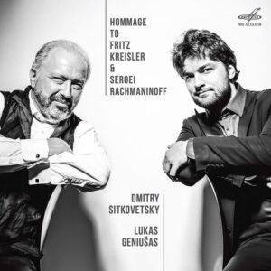 Hommage To Fritz Kreisler & Sergei Rachmaninov - Dmitry Sitkovetsky