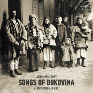 Leonid Desyatnikov: Songs Of Bukovina (24 Preludes For Piano) - Alexey Goribol
