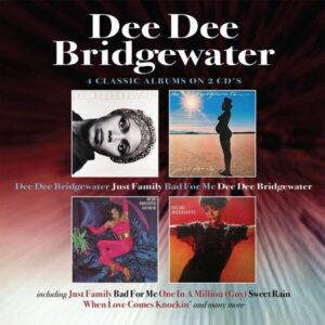 4 Classic Albums on 2CDs - Dee Dee Bridgewater