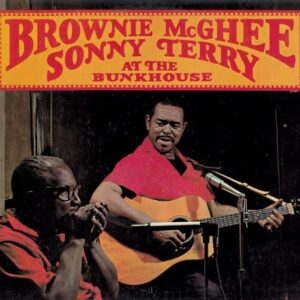 At The Bunkhouse - Brownie McGhee