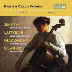 British Cello Works - Lionel Handy