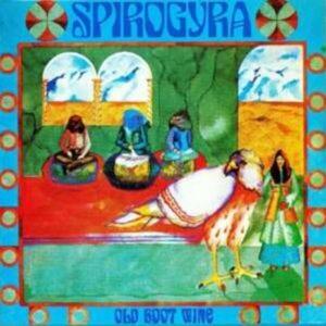 Old Boot Wine - Spirogyra