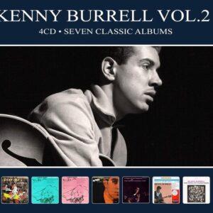 Seven Classic Albums - Kenny Burrell