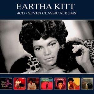 Seven Classic Albums - Eartha Kitt