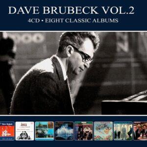 Eight Classic Albums Vol.2 - Dave Brubeck