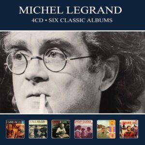 Six Classic Albums - Michel Legrand