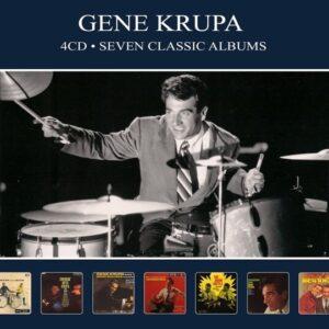 Seven Classic Albums - Gene Krupa