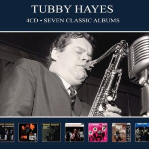 Seven Classic Albums - Tubby Hayes