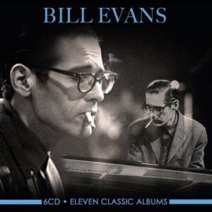 Eleven Classic Albums - Bill Evans