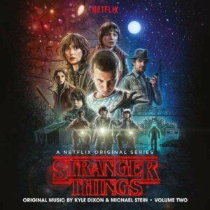 Stranger Things (Season 1, Vol.2) (OST) - Kyle Dixon & Michael Stein