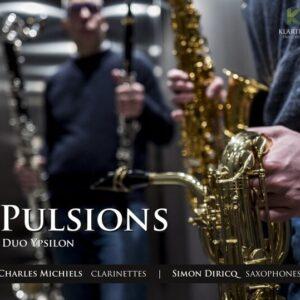 Pulsions - Charles Michiels