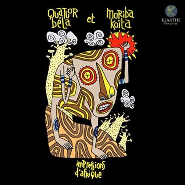 Impressions D'Afrique - Quatuor Bela