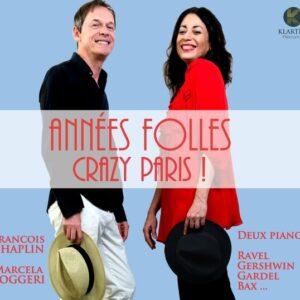 Années Folles, Crazy Paris ! - Marcela Roggeri
