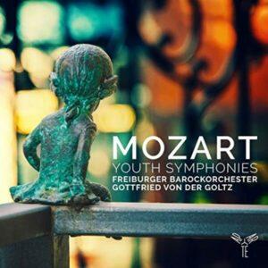 Mozart: Youth Symphonies - Freiburger Barockorchester