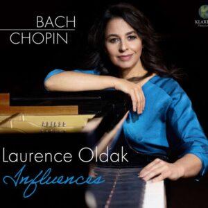 Bach / Chopin: Influences - Laurence Oldak