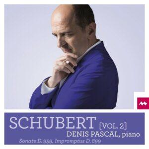 Schubert Vol.2 - Denis Pascal