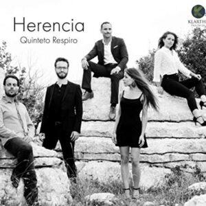Herencia - Quinteto Respiro