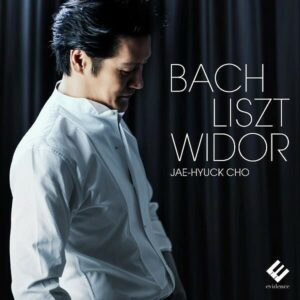 Bach / Liszt / Widor: Organ works at La Madeleine (Vinyl) - Jae-Hyuck Cho