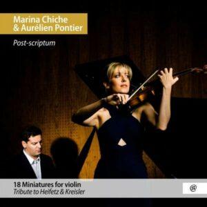 Post-Scriptum - Marina Chiche