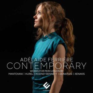 Contemporary, Works for Percussion - Adélaïde Ferrière