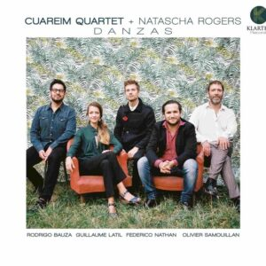 Danzas - Cuareim Quartet Feat. Rodrigo Bauza