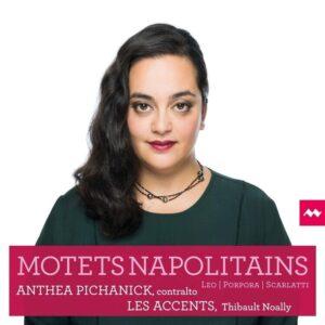 Motets Napolitains - Anthea Pichanick