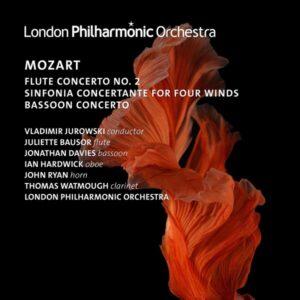 Mozart: Flute Concerto No.2, Sinfonia Concertante, Bassoon Concerto - Vladimir Jurowski