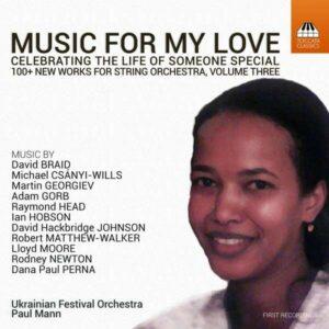 Music For My Love Vol.3 - Paul Mann