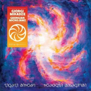 Georgian Microjamz (Vinyl) - Giorgi Mikadze