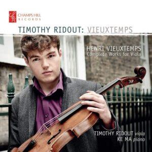 Vieuxtemps: Complete Works for Viola - Timothy Ridout