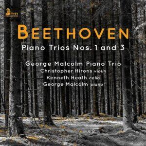 Beethoven: Piano Trios Nos. 1 And 3 - George Malcolm Piano Trio