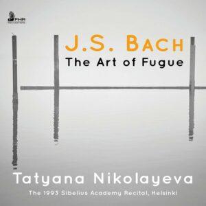 Bach: Die Kunst Der Fuge - Tatyana Nikolayeva