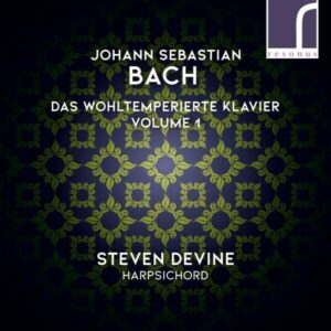 Bach: Das Wohltemperierte Klavier I - Steven Devine